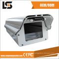 Peças fundidas sob pressão Mini monitor CCTV Kit de vigilância com câmera CCTV