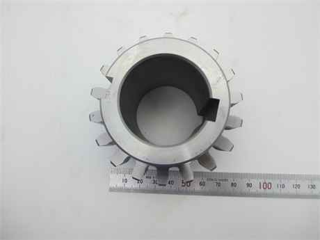 Stainless Steel Cutting Gear Parts