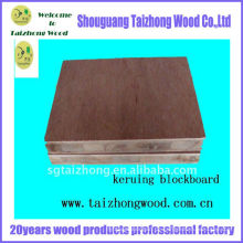 Hohe Qualität mit Kiefernkern-Blockboard