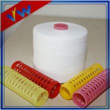 semi dull plastic cone sewing thread