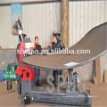 Cabezal de plato / máquina de reborde de la cabeza del cilindro / máquina que rebordea de la cabeza elíptica