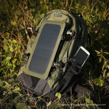 6.5W al aire libre solar de teléfono celular de la tableta de carga de gran capacidad de viaje mochila de senderismo Paquete solar del panel de carga de bolsa (SB-168)