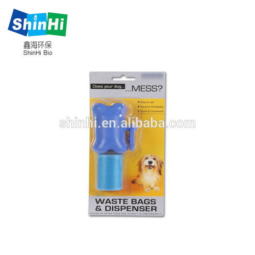 Poop Bags Dogs Waste Poo Pick Up-Garbage-Bag