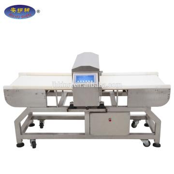 Detector de metais industriais para alimentos / Tobaccos / cosméticos / plástico / indústria de couros EJH-D300