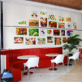 Самомоднейшие выполненные на заказ ресторан мебель посадочных мест Будочки (СП-CS146)