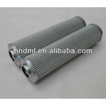 The replacement for FILTREC hydraulic oil filter element DLD240E10B, Hot-centering hydraulic loop filter element