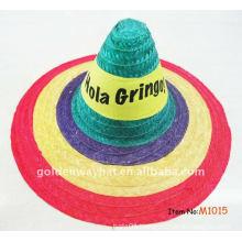 wholesale mexican sombrero wide brim hat