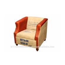 Sofá de cuero de alta calidad Premium