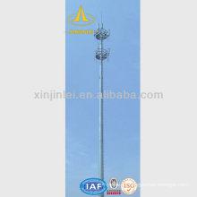 Torre de transmisión de microondas