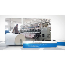 CS94 Industrial Frame Moved Multi-Needle Computerized Quilting Machine