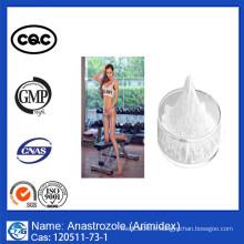 Prix d'usine Pharmaceutical Raw Stérozoides Poudre Ana Strozole Arimidex
