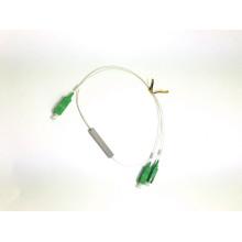PLC1 * 2 mini séparateur en acier sc apc upc connector