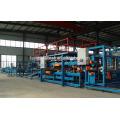 Сертификат CE Полностью автоматический оцинкованный стальной полиуретан PU EPS Сэндвич-кондитерский станок Линия для производства линии для продажи