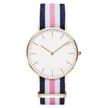 Canvas strap danielWellington men women watch