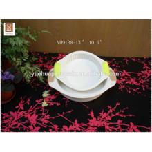 Alta qualidade cerâmica pan / placa / prato cozendo molde