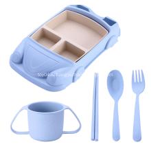 Нерушимая детская посуда Симпатичная форма