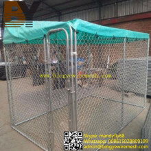 Hot Dipped Galvanized Dog Fence Dog Panel Dog Kennel
