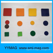 Красочные гибкие резиновые магниты