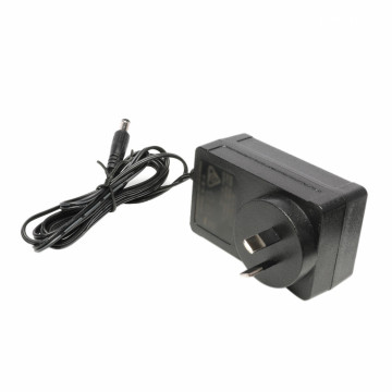 Adaptador de enchufe de pared de 240 voltios a 12 V 2000 mA 24 W