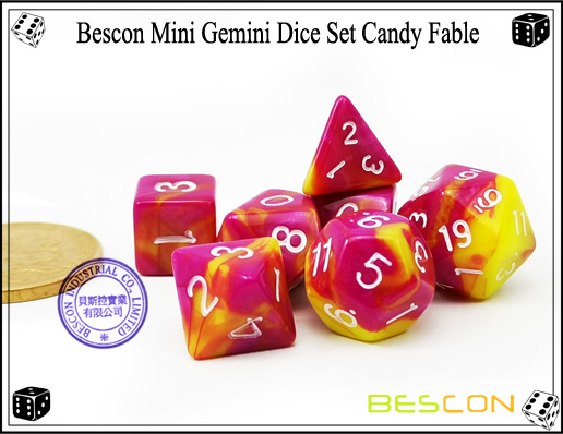 Mini Dice Candy Fable-1