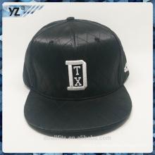Кожа с продажей, как hotcakes snapbanck hat и 3D emboridery