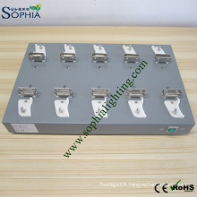 Charge Station for Mining Light Miner Cap Lamp 10 Slots
