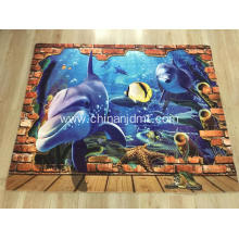 Animals Digital Printing Blanket