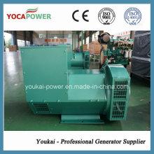 220kw Yuchai verde cobre puro sin escobillas alternador de alta calidad