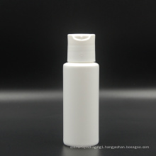Wholesales 60ml 250ml hdpe plastic bottles with press cap