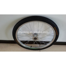 20 inch pneumatic rubber wheel for garden trailer