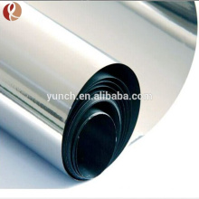 gr5 titanium foil with 0.1mm thickness astm b265