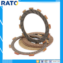 Thickness-3.7mm top raking 20.8g motorcycle friction clutch plates kits