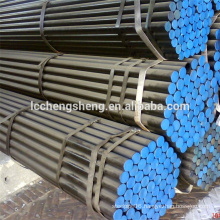 Cold Drawn seamless carbon steel pipe black pipe
