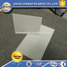 venta al por mayor de 4x6 pulgadas 2mm 3mm delgada hojas de plástico pvc rígido precio