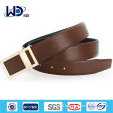 Genuine Leather Belt for Mature Men