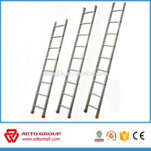 EN131 aluminum straight ladder,6m aluminum ladder,aluminium ladder