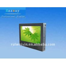 Reproductor multimedia lcd de 8 pulgadas para venta al por menor