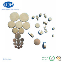 Imán fuerte de encargo / imán permanente del neodimio (DPM-002)