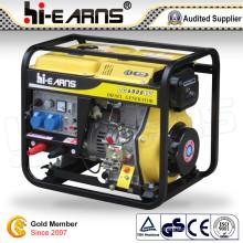 Générateur de soudage diesel avec accouplement rapide (DG6000EW)
