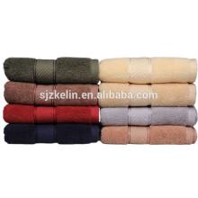 dark color plain color stain border absorbent face towel