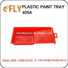 Red Mini Plastic paint tray