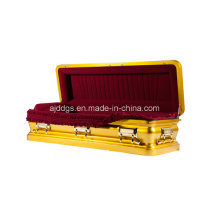 Glod Full Couch Coffin (16179057-F)
