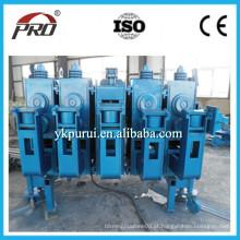 Máquina de moldagem de rolo de milho Silo de aço / Máquina formadora de rolo de grão de silo espiral de aço