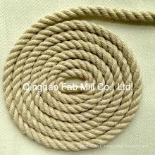 Corde de chanvre pour illustration et cravate (HRS-6mm)