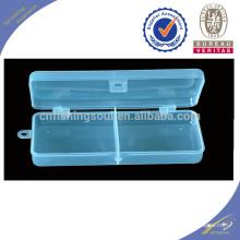 Caja de aparejos de pesca de plástico FSBX032-S029