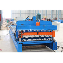 automatic glazed tile roll forming machine/step tile roll forming machine