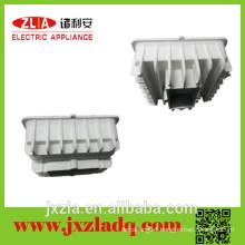 Polished square aluminum extrusion profiles for led light bar