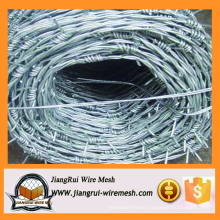 Cheap ! galvanized double twist Barbed Wire / Barbed wire for sale