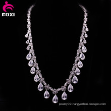 Fine Jewelry China Manufacturer AAA Stone Necklace