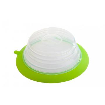 High Effencicy Eco-friendly Airlight Plate Topper Food Cover